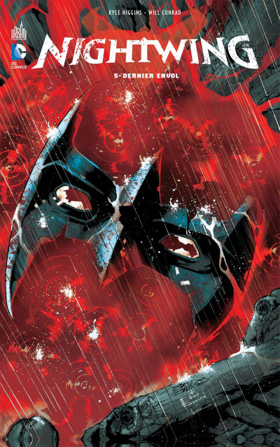 Couverture Nightwing tome 5