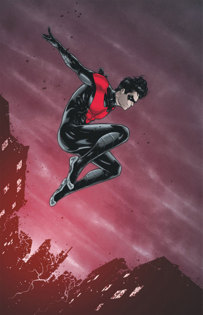 Page 2 Nightwing tome 5