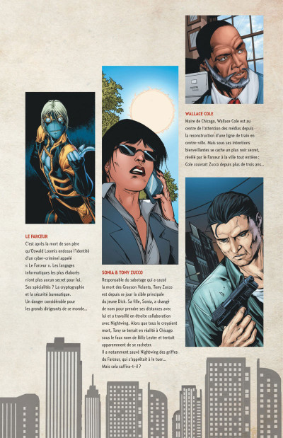 Page 5 Nightwing tome 5