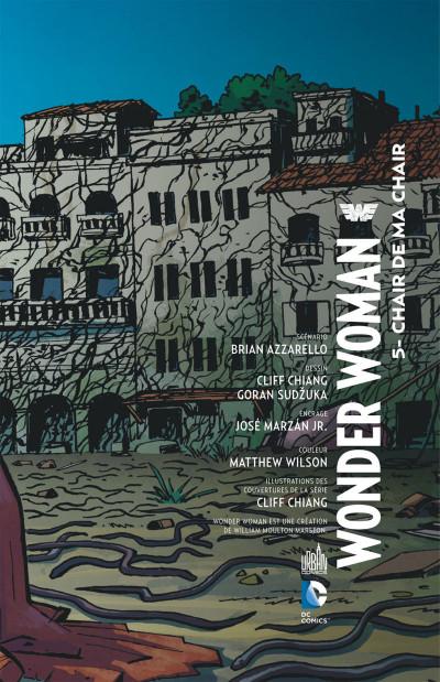 Page 3 Wonder woman tome 5