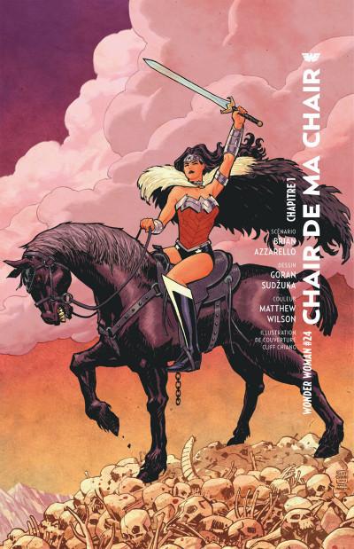 Page 6 Wonder woman tome 5