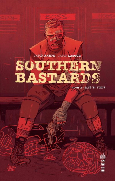 Couverture Southern bastards tome 2