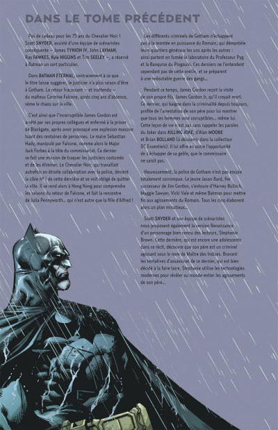 Page 4 Batman eternal tome 2