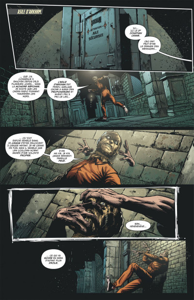Page 7 Batman eternal tome 2