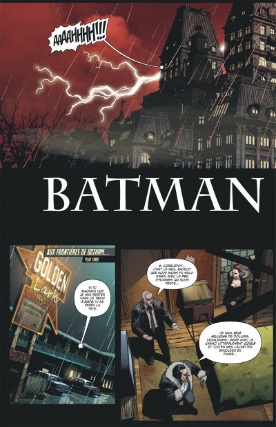 Page 8 Batman eternal tome 2