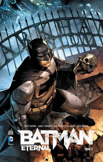 Couverture Batman eternal tome 3
