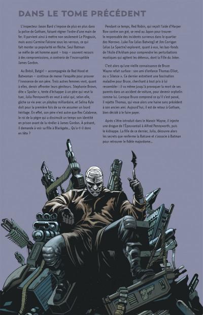 Page 4 Batman eternal tome 3