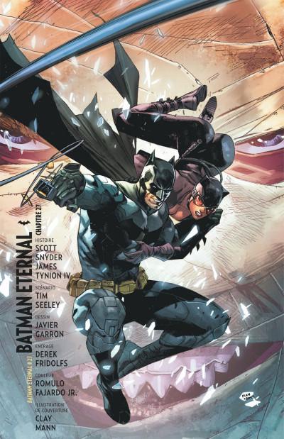 Page 6 Batman eternal tome 3
