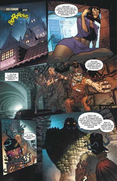 Page 7 Batman eternal tome 3