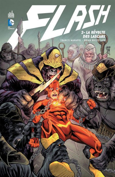 Couverture Flash tome 2