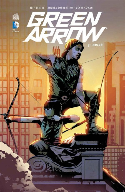 Couverture Green Arrow tome 3