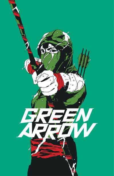 Page 1 Green Arrow tome 3