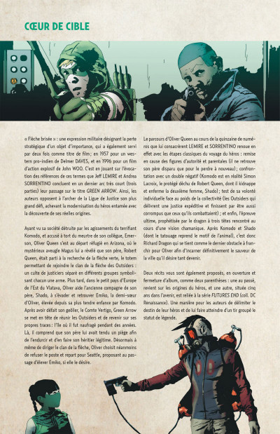 Page 4 Green Arrow tome 3