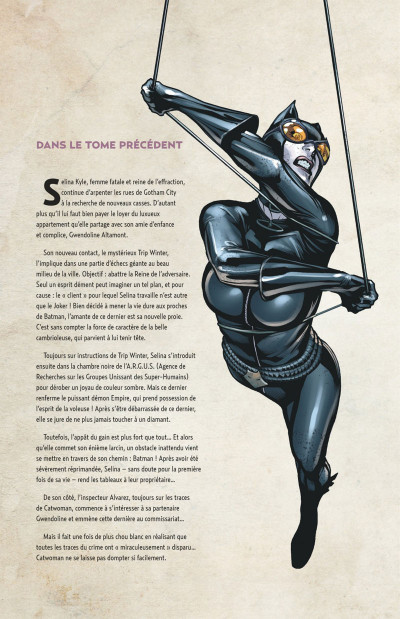 Page 4 Catwoman tome 4