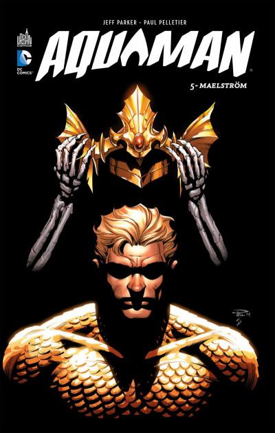 Couverture Aquaman tome 5