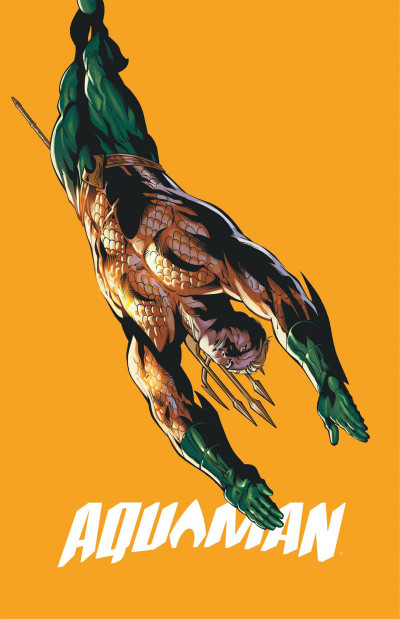 Page 1 Aquaman tome 5