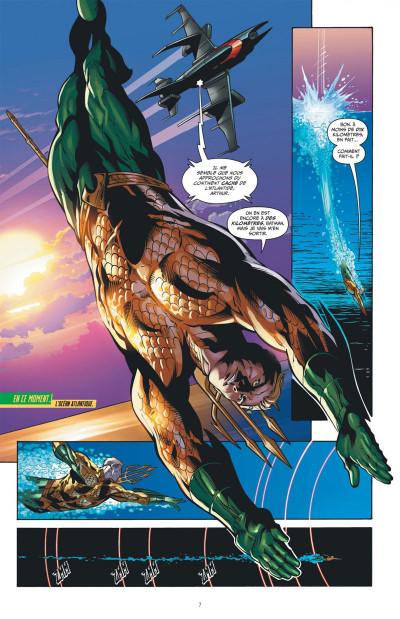 Page 7 Aquaman tome 5