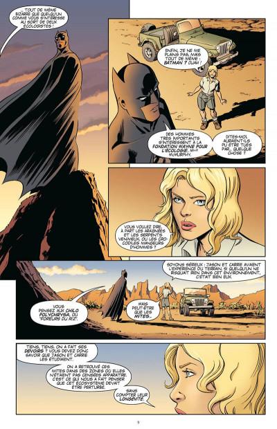 Page 0 La résurrection de Ra's Al Ghul