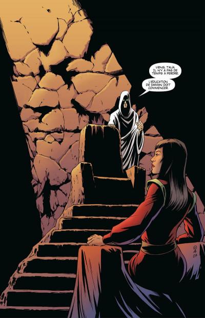 Page 8 La résurrection de Ra's Al Ghul
