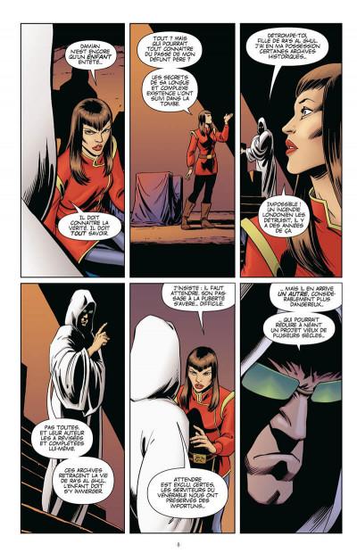 Page 9 La résurrection de Ra's Al Ghul