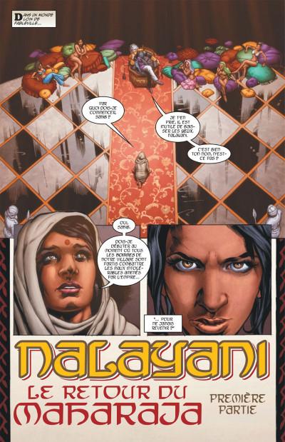 Page 5 Fairest tome 3 - le retour du maharadja