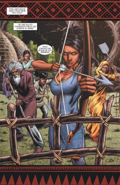 Page 6 Fairest tome 3 - le retour du maharadja