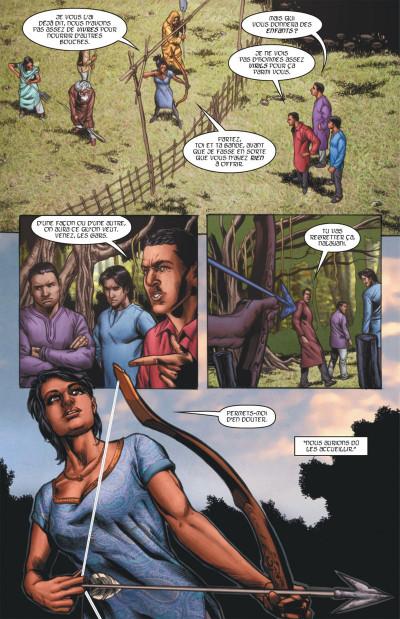 Page 7 Fairest tome 3 - le retour du maharadja