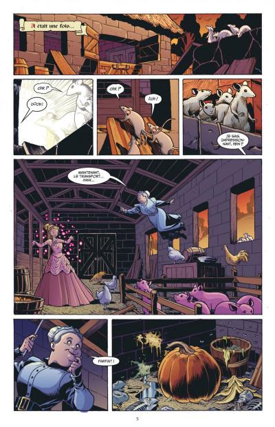 Page 5 Fairest tome 4