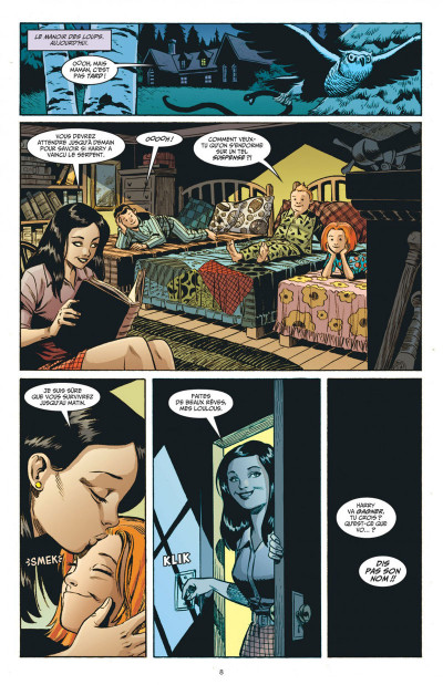 Page 8 Fairest tome 4