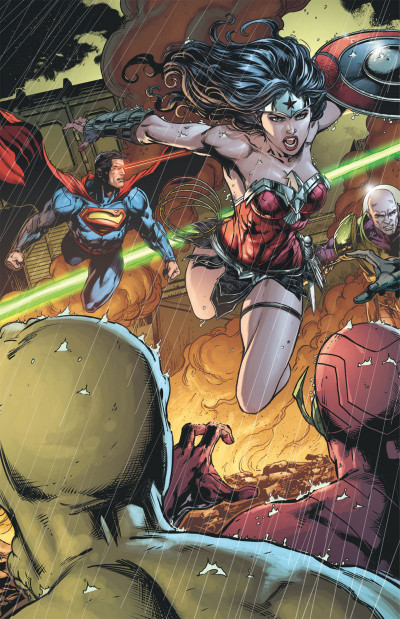Page 2 Justice league tome 8