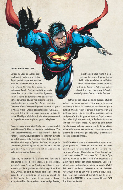 Page 4 Justice league tome 8