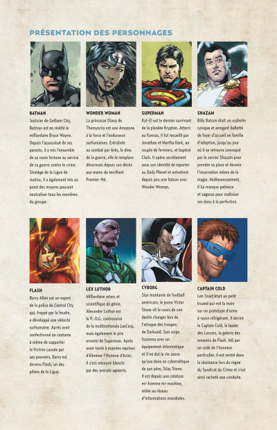 Page 5 Justice league tome 8