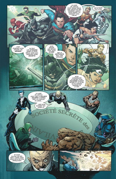 Page 7 Justice league tome 8