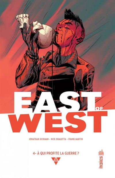 Couverture East of west tome 4