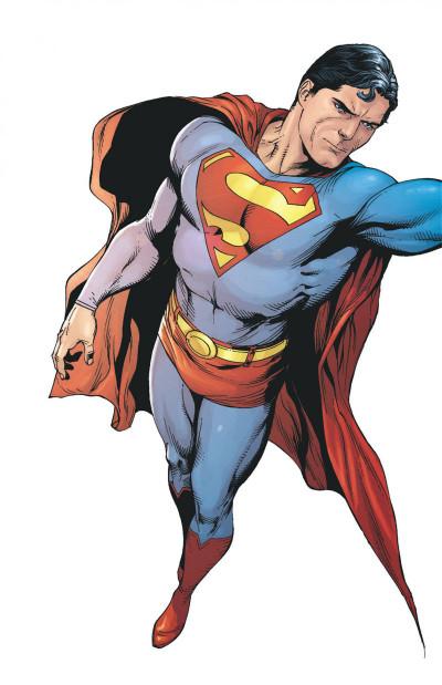 Page 2 Geoff Johns présente Superman tome 6