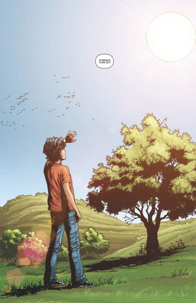 Page 7 Geoff Johns présente Superman tome 6