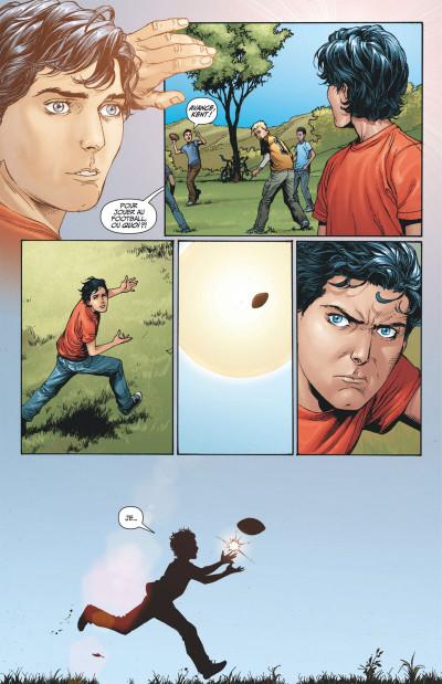 Page 8 Geoff Johns présente Superman tome 6