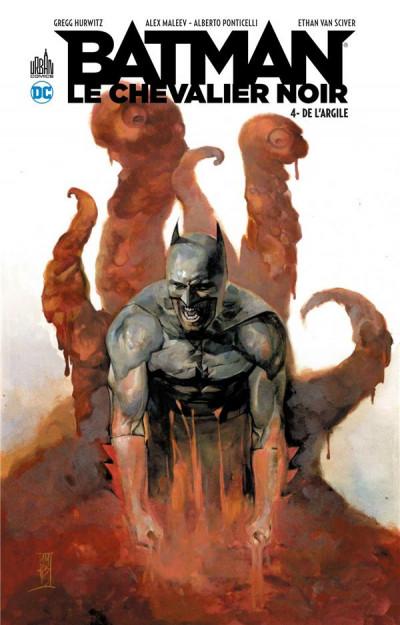 Couverture Batman le chevalier noir tome 4