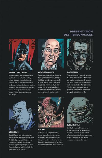 Page 5 Batman le chevalier noir tome 4