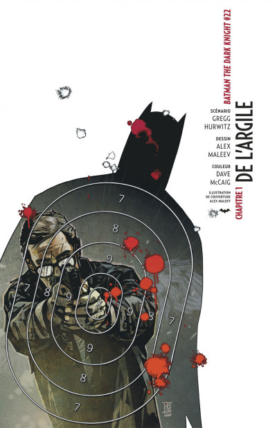 Page 6 Batman le chevalier noir tome 4