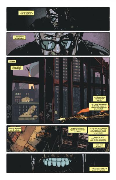 Page 7 Batman le chevalier noir tome 4