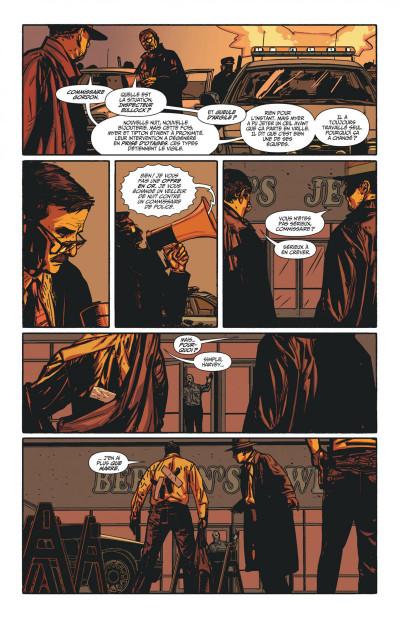 Page 8 Batman le chevalier noir tome 4