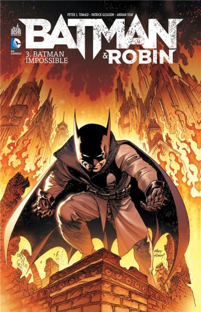 Couverture Batman et Robin tome 3
