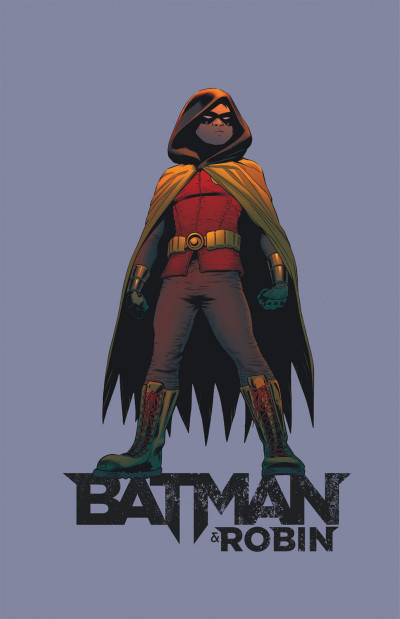 Page 1 Batman et Robin tome 3