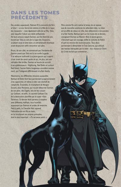 Page 4 Batman et Robin tome 3