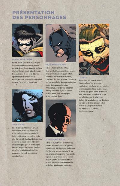 Page 5 Batman et Robin tome 3