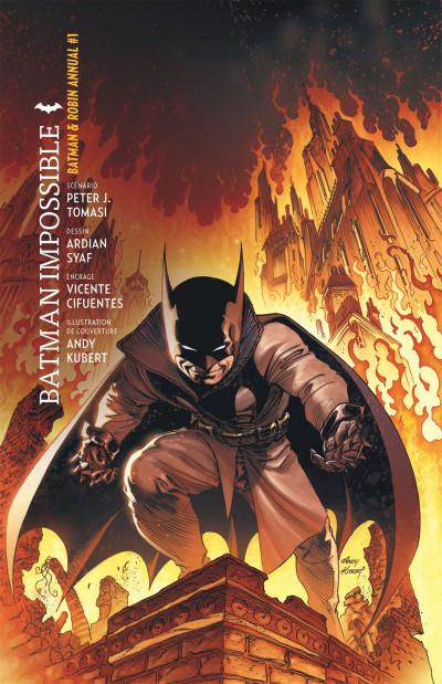 Page 6 Batman et Robin tome 3