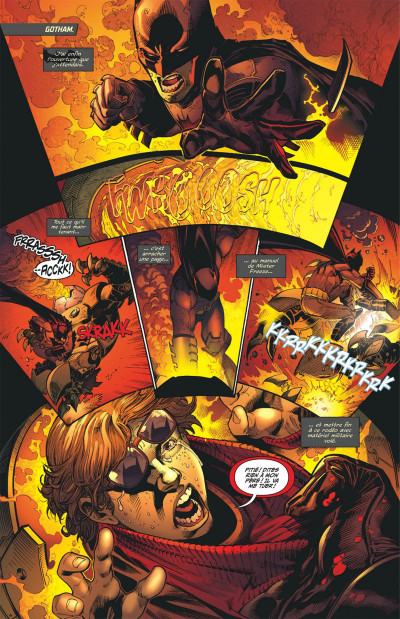 Page 7 Batman et Robin tome 3