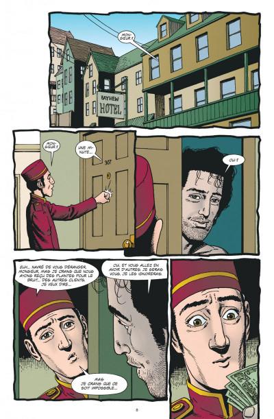 Page 8 Preacher tome 2
