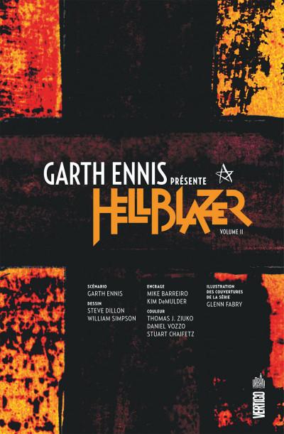 Page 3 Garth Ennis présente Hellblazer tome 2
